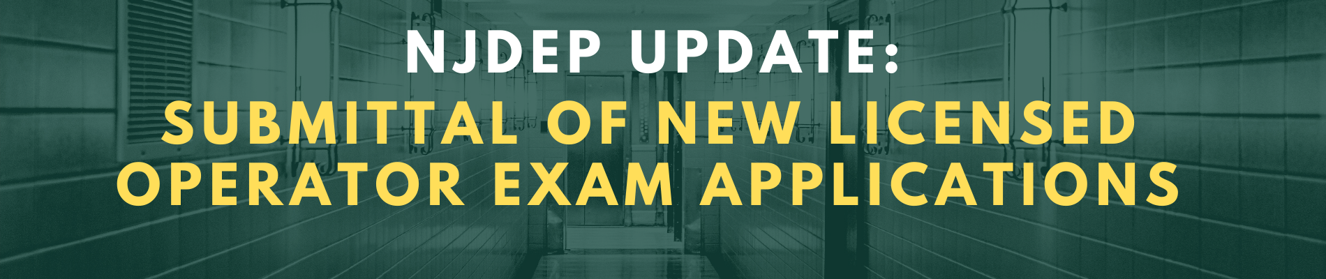 NJDEP New Op Exam